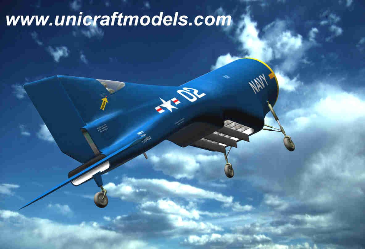 1 72 lippisch aerodyne