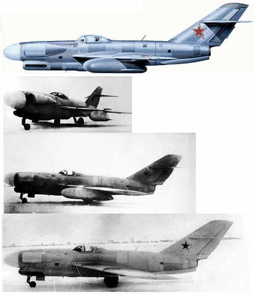 Lavochkin - avioni konstruktora Lavočkina La200b-ph